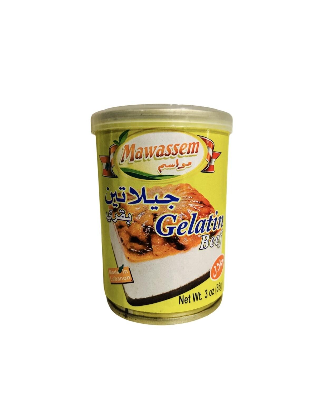 Mawassem (Beef) Gelatin