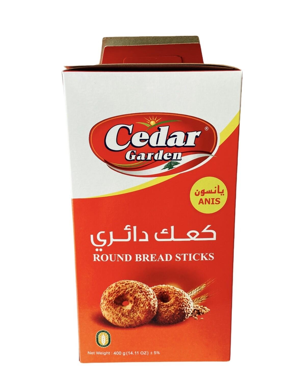 Cedar Garden Round Anis Bread Sticks