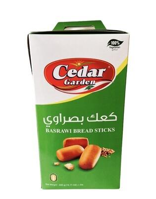 Cedar Garden Basrawi Bread Sticks 12x400g