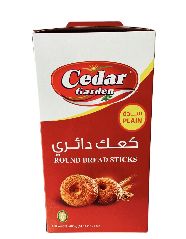 Cedar Garden Round Plain Bread Sticks