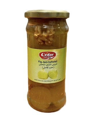Cedar Garden Fig Jam Whole