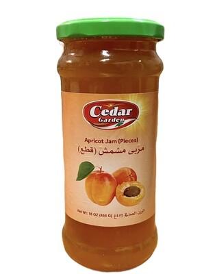 Cedar Garden Apricot Jam Pieces