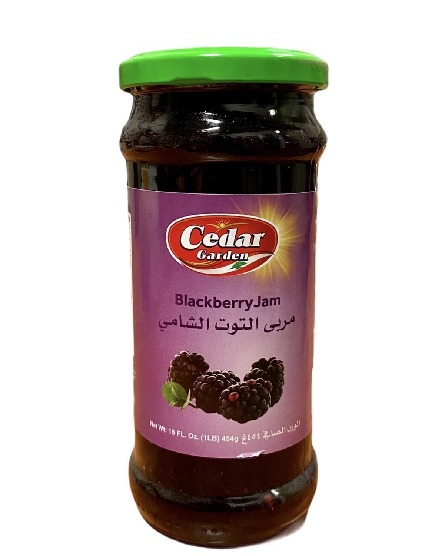 Cedar Garden Blackberry Jam