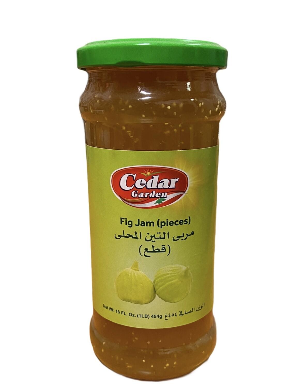 Cedar Garden Fig Jam Pieces