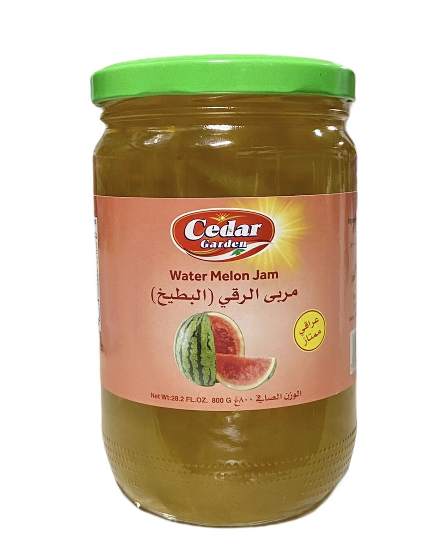 Cedar Garden Watermelon Jam