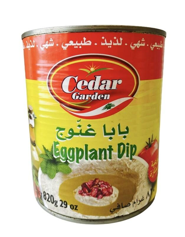 Cedar Garden Eggplant Dip 12x24oz