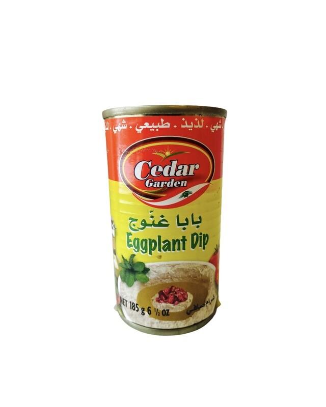 Cedar Garden Eggplant Dip 24x6oz