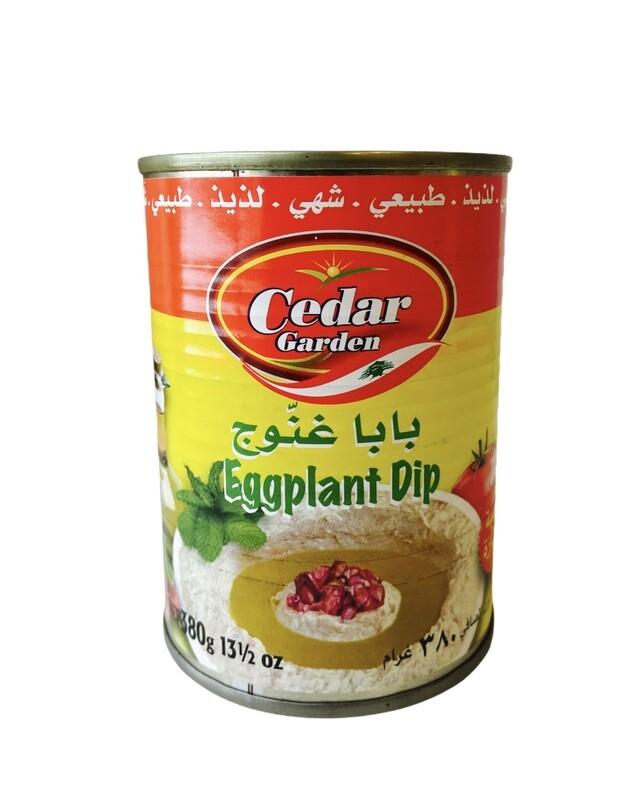 Cedar Garden Eggplant Dip 24x13oz