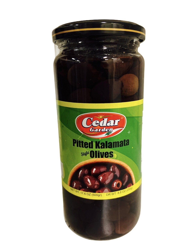 Cedar Garden Pitted Kalamata Olives