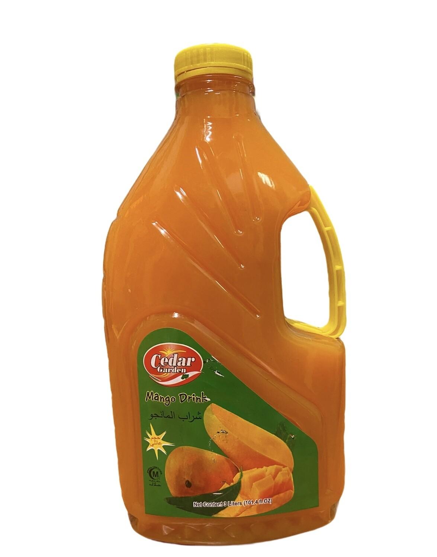 Cedar Garden Mango Juice 4x3L