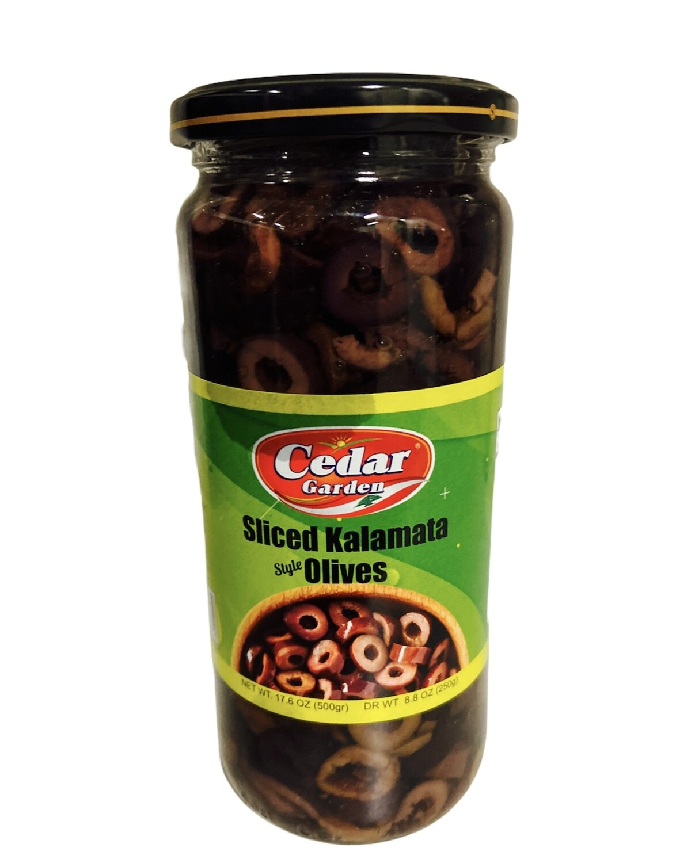 Cedar Garden Sliced Kalamata Olives