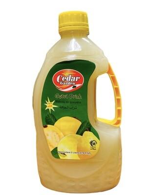 Cedar Garden White Guava Juice 6x2L