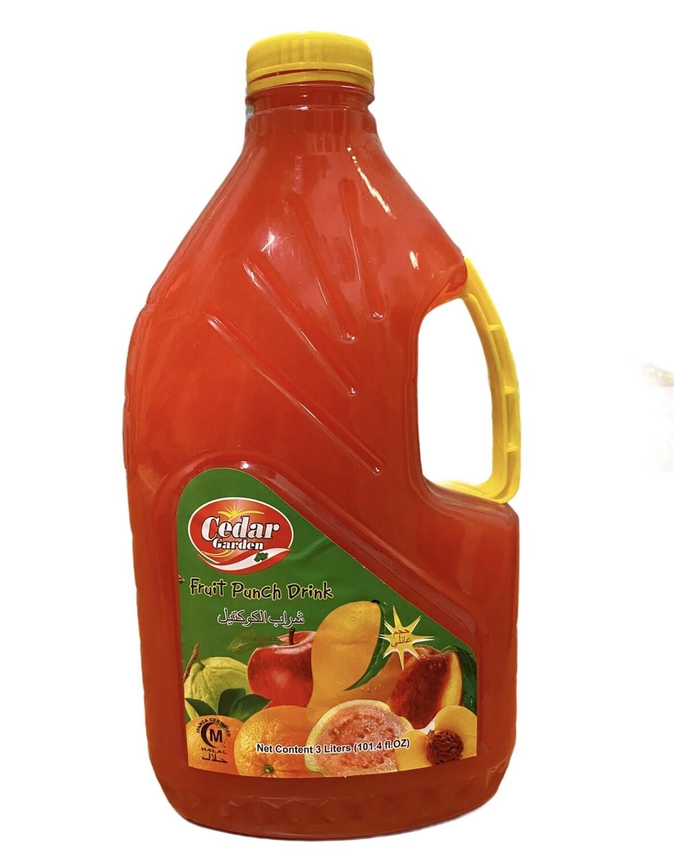 Cedar Garden Fruit Punch 4x3L