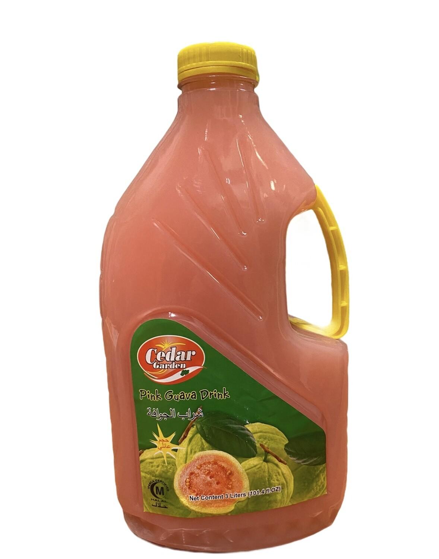 Cedar Garden Pink Guava 4x3L
