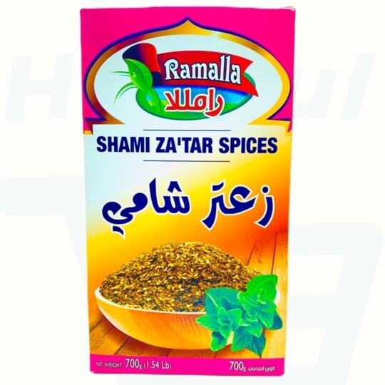 Ramalla Shami Za'atar