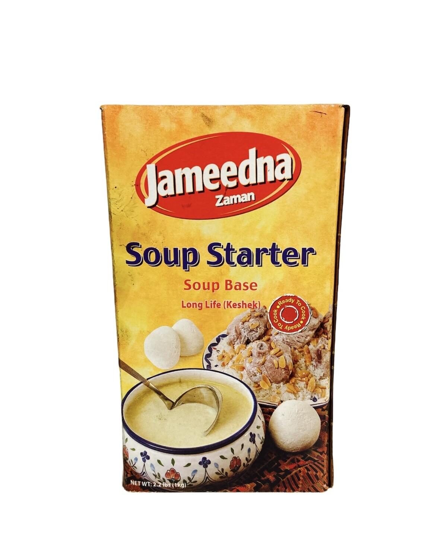 Jameedna Soup Starter