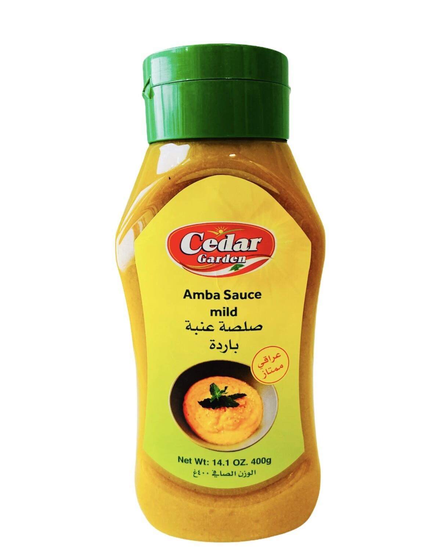 Cedar Garden Mild Anba Sauce