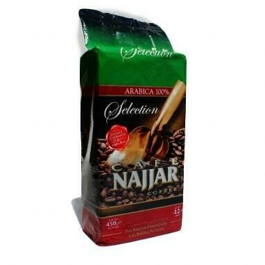Najjar Coffee With Cardomon 10x454g