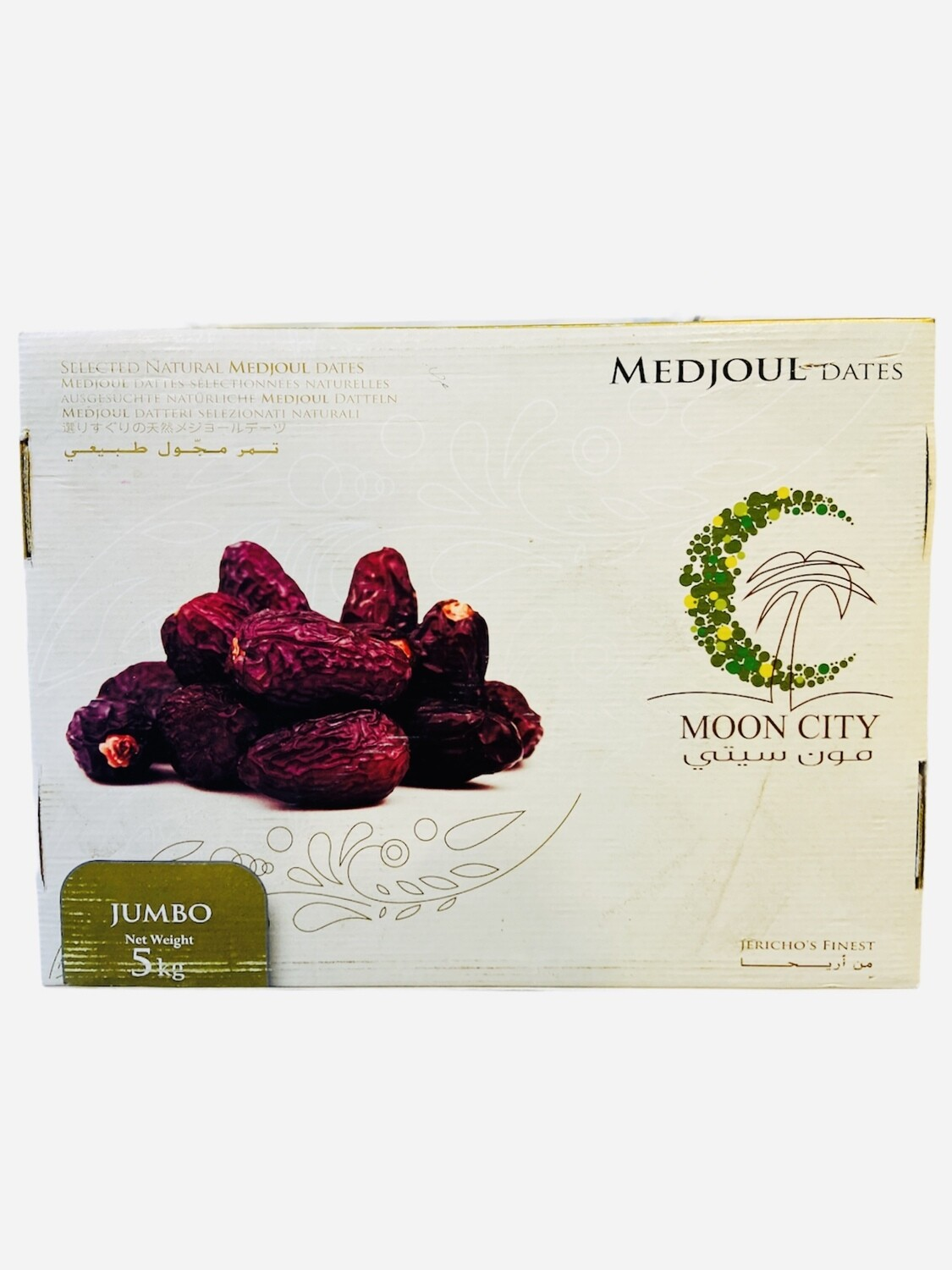 Moon City Medjoul Dates 5kg