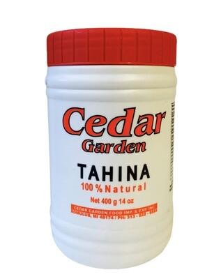 Cedar Garden Tahini 12x400g