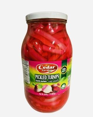 Cedar Garden Pickled Turnip 4x3k