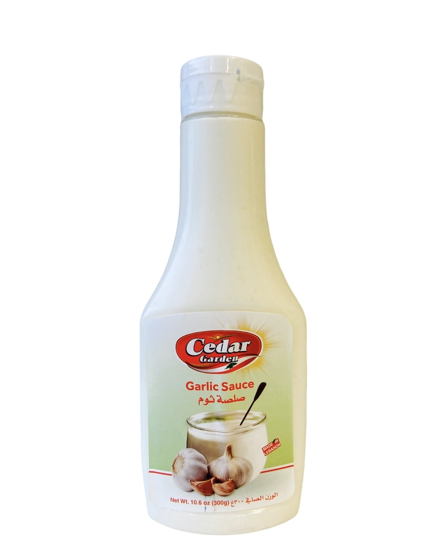 Cedar Garden Garlic Sauce 24x300g