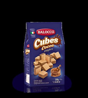 Balocco Cocoa Cubes