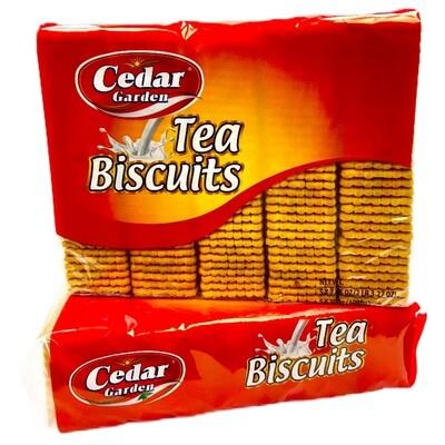 Cedar Garden Tea Biscuits 6x2lb