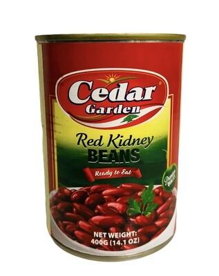 Cedar Garden Red Kidney Beans 24x400g