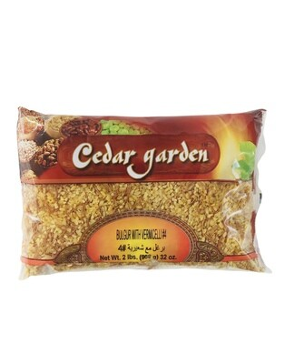 Cedar Garden Bulgur With Vermicelli #4