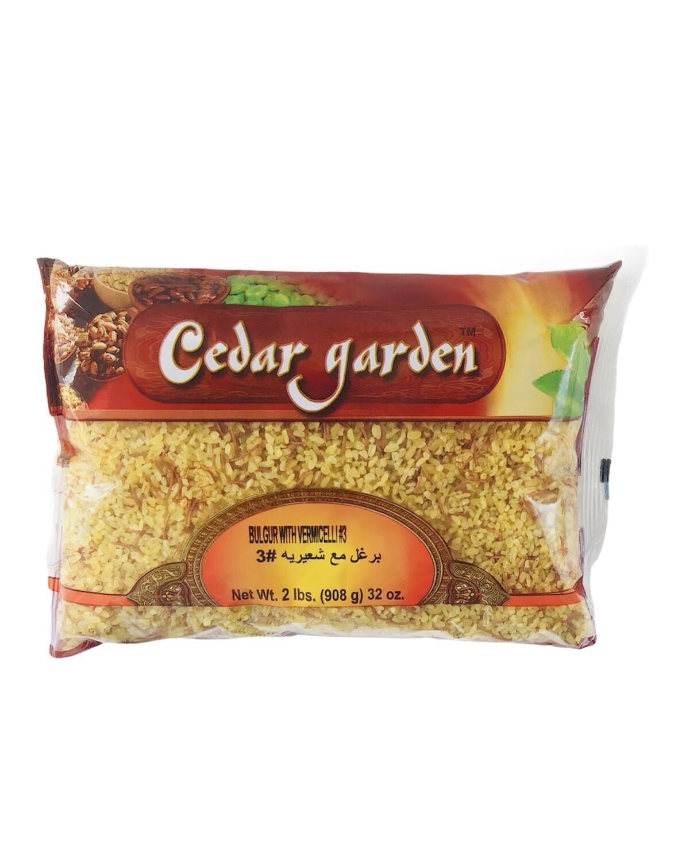 Cedar Garden Bulgur With Vermicelli #3
