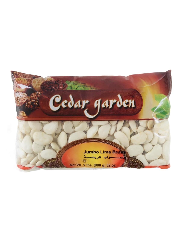Cedar Garden Jumbo Lima Beans 12x2lb