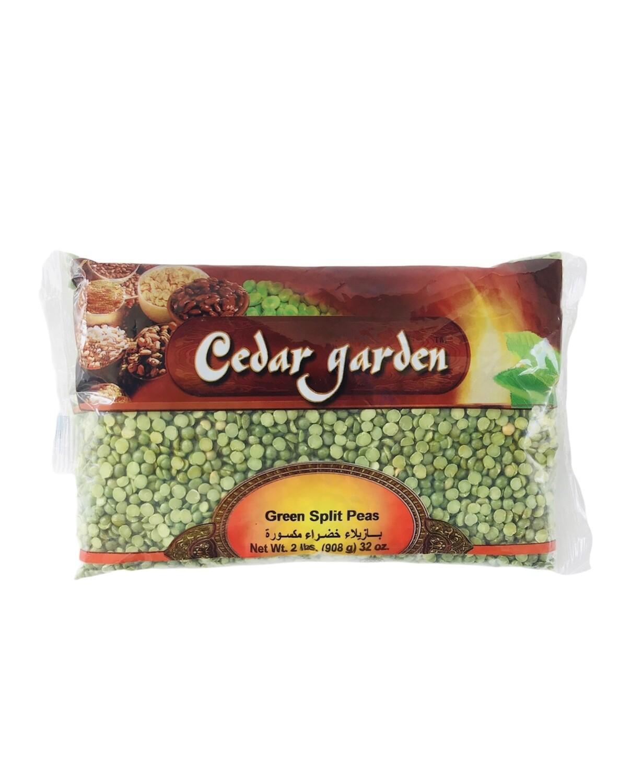 Cedar Garden Green Split Peas 12x2lb