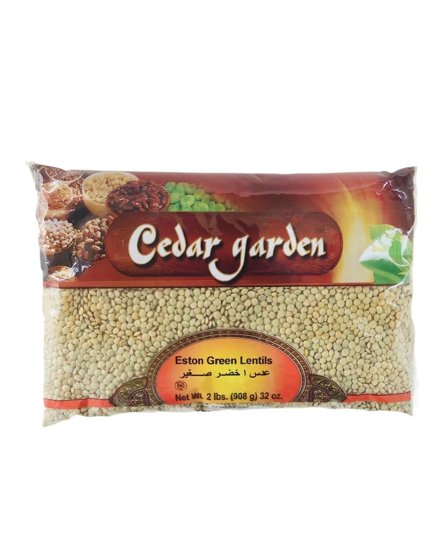 Cedar Garden Easton Green Lentils 12x2lb