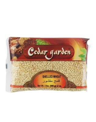 Cedar Garden Shelled Wheat 12x2lb