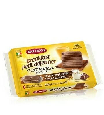 Balocco Chocolate & Fresh Milk Novellini