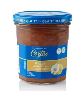 Cortas Quince Jam In Jar