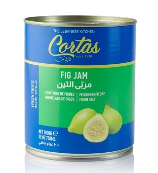 Cortas Fig Jam In Can