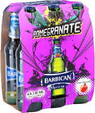 Barbican Pomegranate Mult
