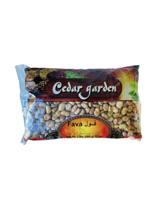 Cedar Garden Small Fava Beans 12x2lb