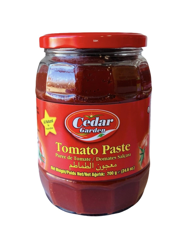 Cedar Garden Tomato Paste 12x700g