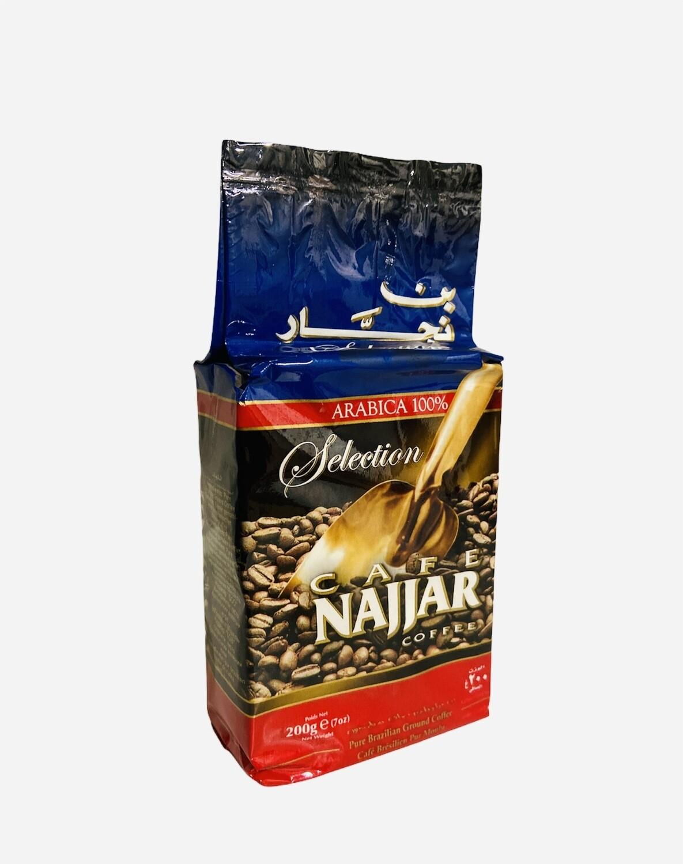 Najjar Coffee Plain 20x200g