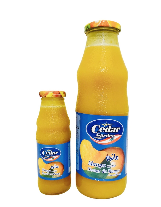 Cedar Garden Mango Juice