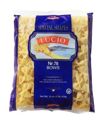 Lucio Bows Pasta