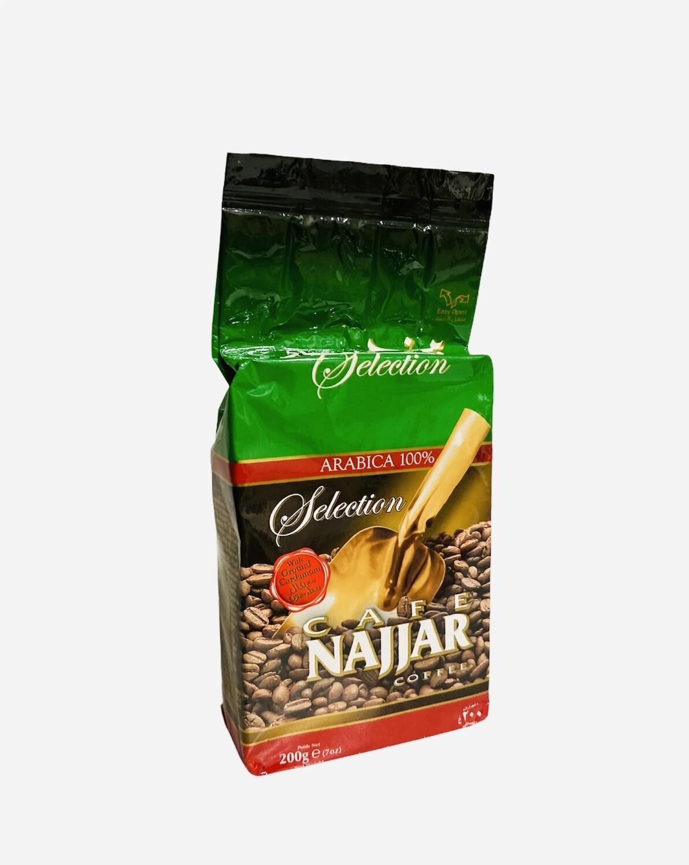 Najjar Coffee With Cardomon 20x200g