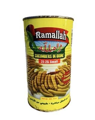 Ramalla Pickled Cucumbers 12x