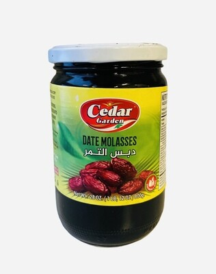 Cedar Garden Date Molasses 12x2lb