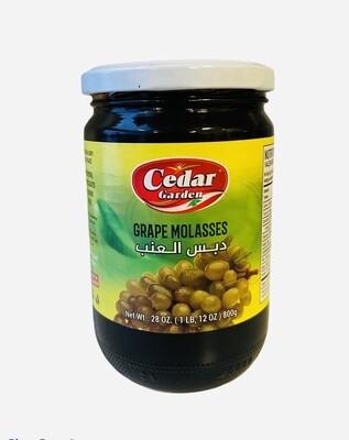 Cedar Garden Grape Molasses 12x2lb
