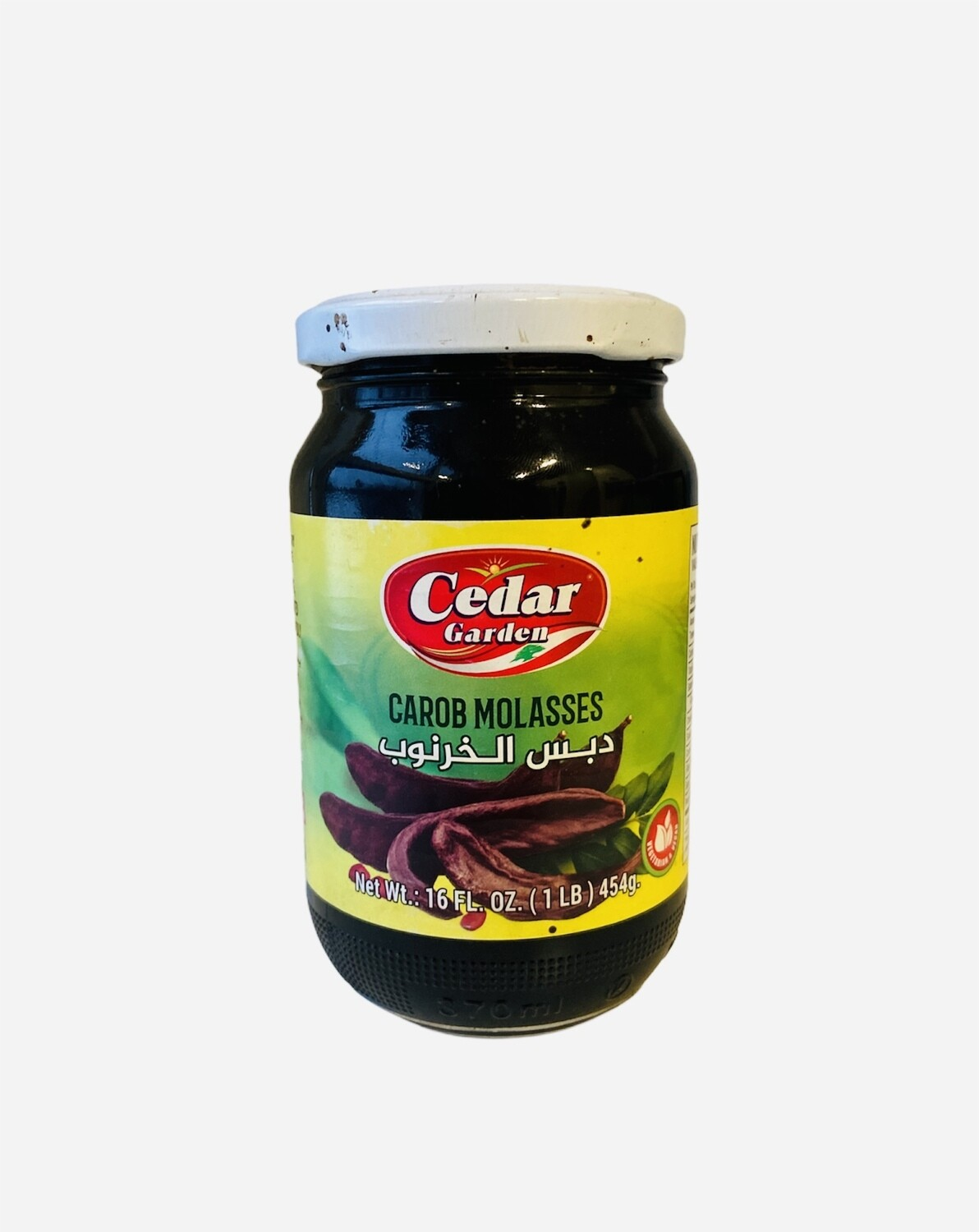Cedar Garden Carob Molasses 12x1lb