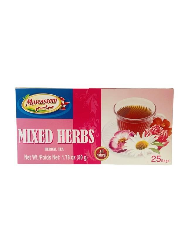 Mawassem Mixed Herbs Herbal Tea